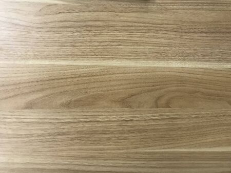 Hardwood laminate finished table top and finishes can be used for tabletop for office building interiors also for Gym flooring construction Foto de archivo