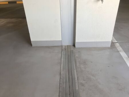 Construction Expansion joint is covered Materials plate made of Aluminum for an high rise building as per architectural design to avoid collapse of entire building during an earthquake or other natural disasters or god of act