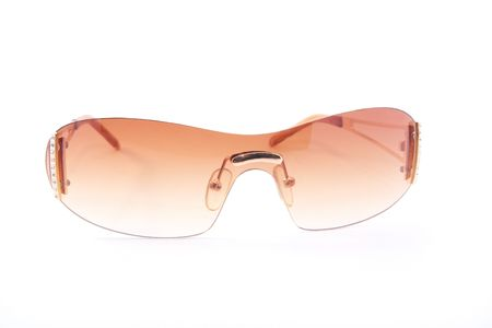 Glasses on white background. Stock Photo - 3969021