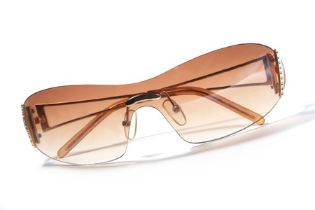 Glasses on white background. Stock Photo - 4009415