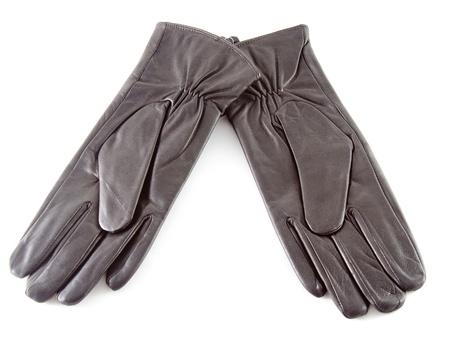 furskin: Gloves Stock Photo