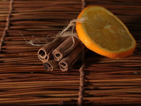 portakal tarçın Stok Fotoğraf