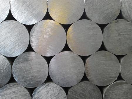 aluminium: aluminium extrude billet diameter 5