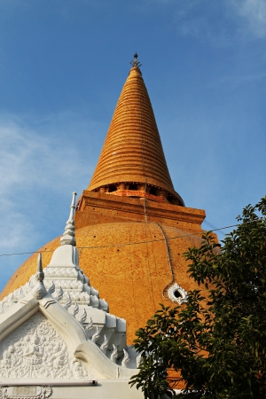 Phra Pathom Chedi  stupa