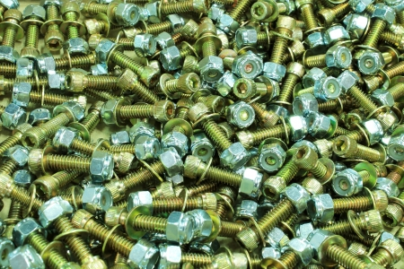 Bolts ,Nuts and Washers - Backgrounds