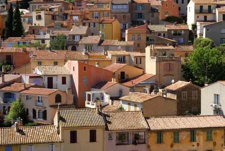 mimose: villaggio di Francia