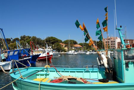 Port of Hyeres