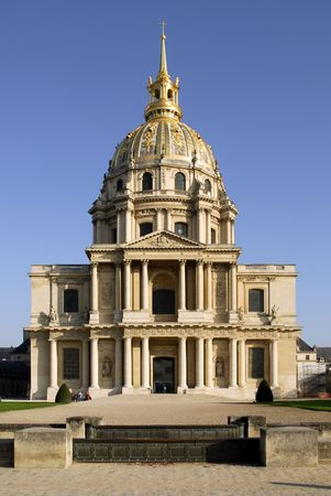 The church of invalides photo