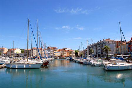 Puerto de Seyne Foto de archivo - 2146939
