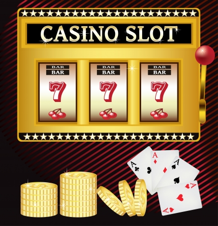 Casino Gambling Vector