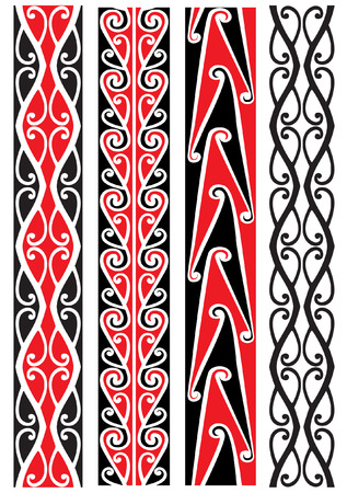 new zealand: Maori Tribal Art