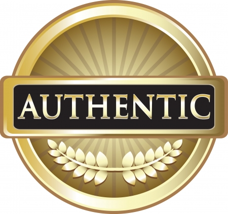 trusted: Authentic Gold Award