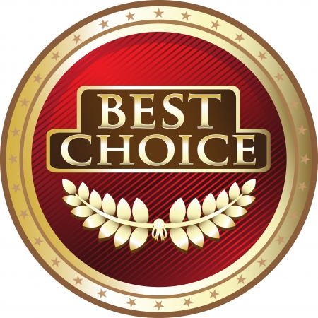 best choice: Best Choice Red Award