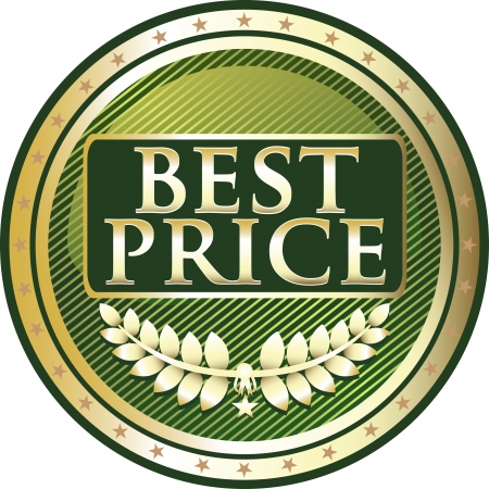 recommended: Best Price Green Award Illustration