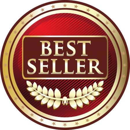 recommended: Best Seller Red Award Illustration