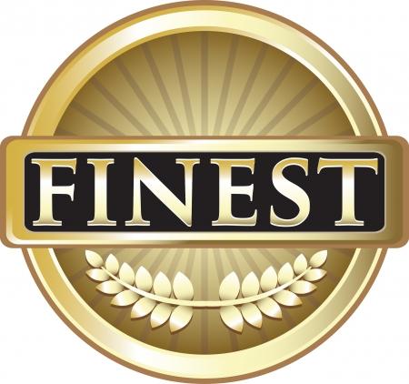 finest: Finest Pure Gold Award