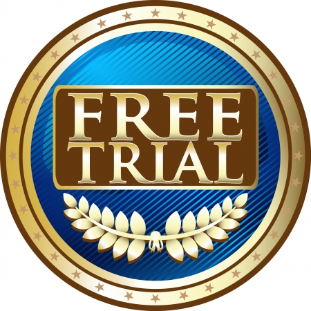 free trial: Free Trial Blue Medal