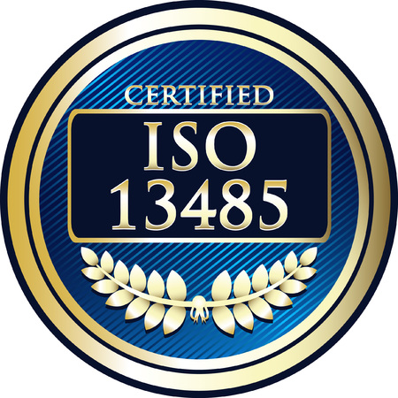 ISO 13485:2003 Medical Device Quality Management Stok Fotoğraf - 89726208