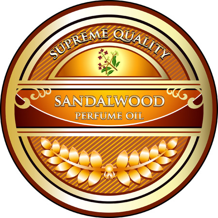 Sandalwood Perfume Oil
