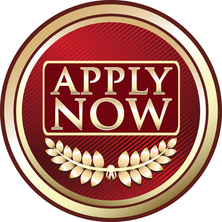 Apply Now Red Icon