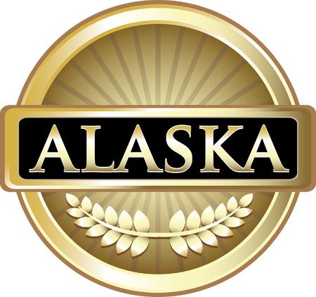 Alaska Gold Label Icon