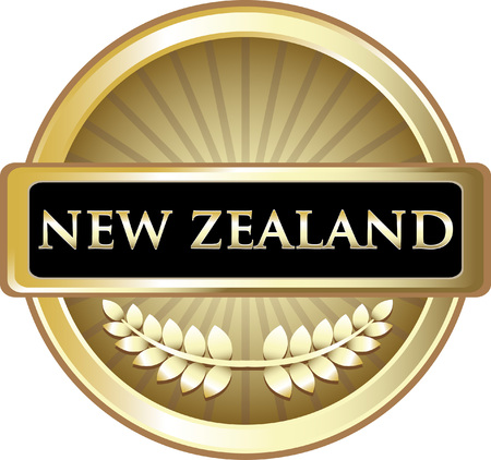 New Zealand Gold Label Icon