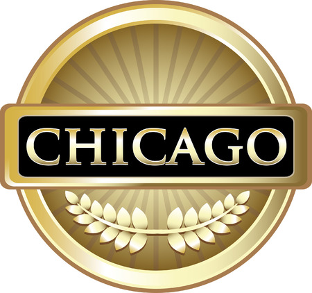 Chicago Gold Label Icon