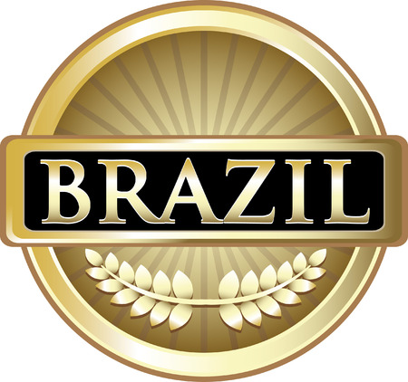 Brazil Gold Label Icon