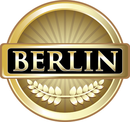 Berlin Gold Label Icon