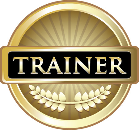 Trainer Gold Label Icon