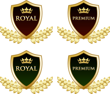 Royal And Premium Shield Collection