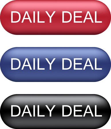 Daily Deal Button Collection