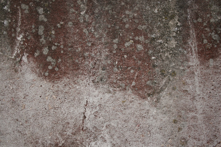 Old gray brown wall background texture