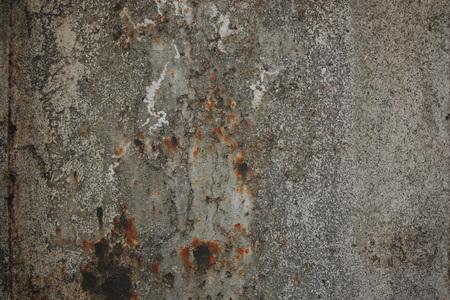 Dark aged gray rust wall texture background