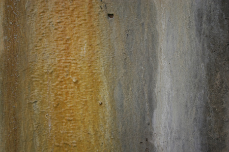 Texture of old shabby rusty surface wall