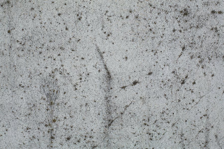 Old weathered rough gray dirty concrete wall texture