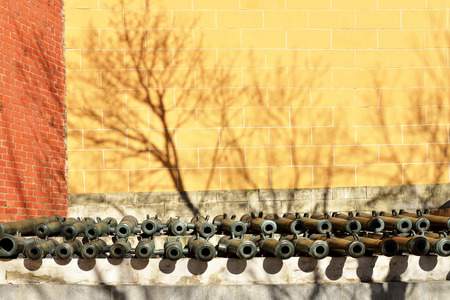 incorporates: Collection incorporates old Russian cannons of XVI-XVII centuries