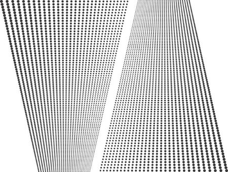 halftones: Halftone Abstract Background