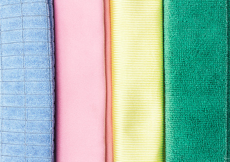duster: Multicolored microfiber duster