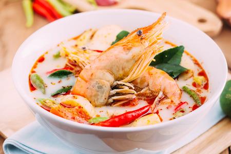 tom': Tom Yum Soup, Thai Food