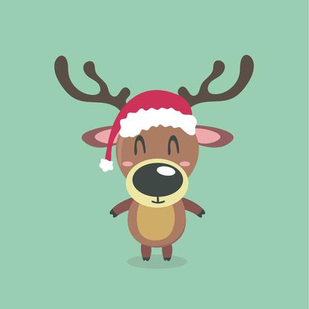 Happiest reindeer