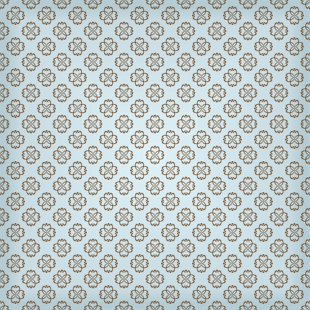 vintage seamless pattern Stock Vector - 14717079