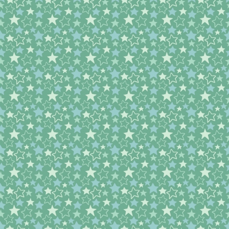 Seamless vector pattern with stars Stock Vector - 22488915