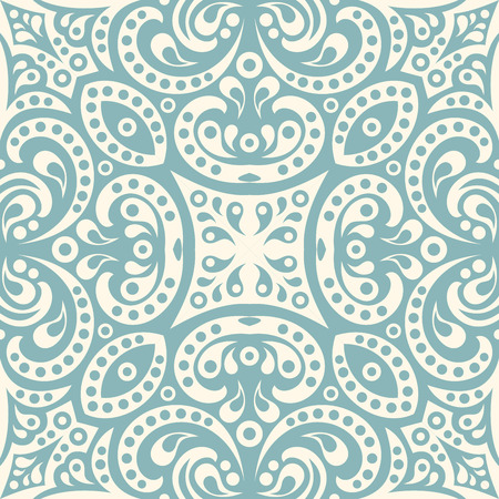 tender: Abstract Tender Damask Seamless Vector Background