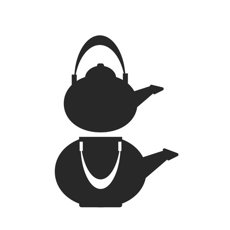 Kettle icon vector isolated on white background for your web and mobile app design, Kettle logo concept
