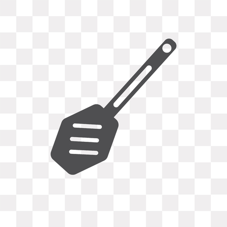 Paddle vector icon isolated on transparent background, Paddle logo concept