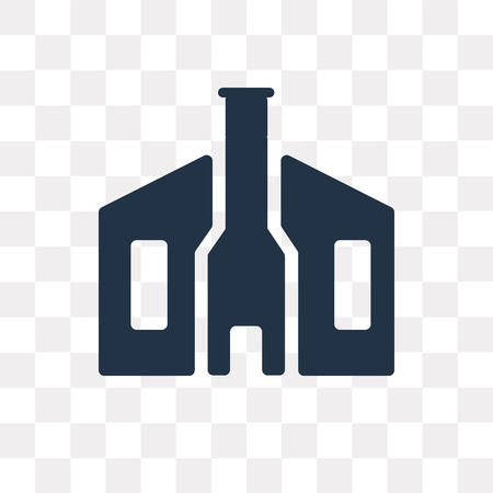 Moot Hall vector icon isolated on transparent background, Moot Hall transparency concept can be used web and mobile