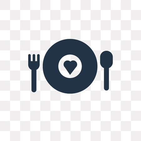 Charity Food vector icon isolated on transparent background, Charity Food transparency concept can be used web and mobile 向量圖像