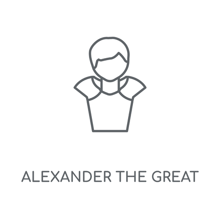 alexander the great outline