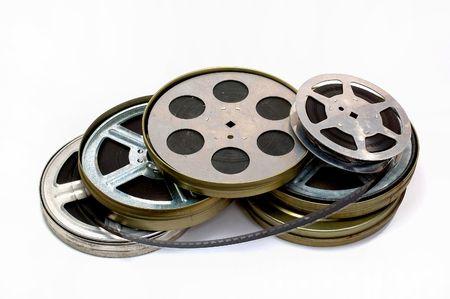 16mm: film, 16mm, 35mm, cinema Stock Photo